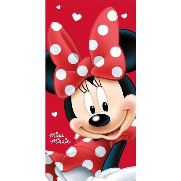 Πετσέτα Θαλάσσης Dimcol Disney Minnie 04