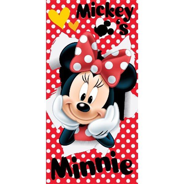 Πετσέτα Θαλάσσης Dimcol Disney Minnie 06