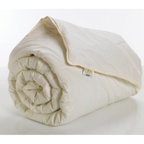 Πάπλωμα Μάλλινο Μονό Palamaiki Wool Dreams Ivory