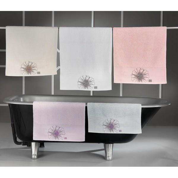 Πετσέτες (σετ) Guy Laroche Petal Flower