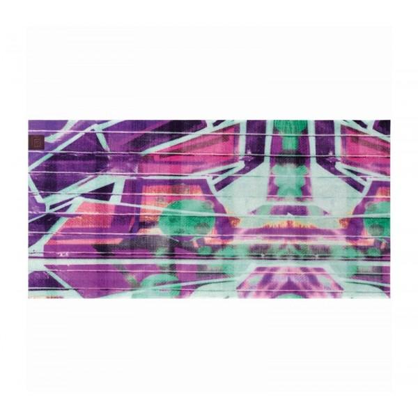 Πετσέτα Θαλάσσης Guy Laroche Velour Printed 7 Purple