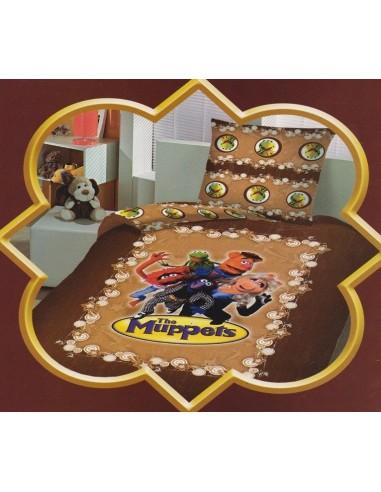 Παπλωματοθήκη Μονή Limneos Disney The Muppets