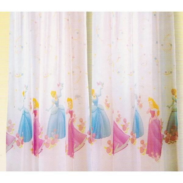 Κουρτίνα Παιδική Limneos Disney Princess