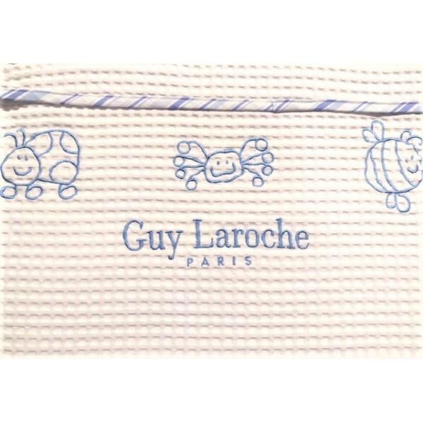 Κουβέρτα Πικέ Κούνιας Guy Laroche Bebe 601