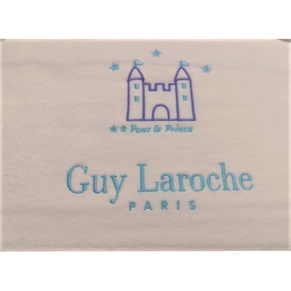 Κουβέρτα Πικέ Λίκνου Guy Laroche Bebe 616