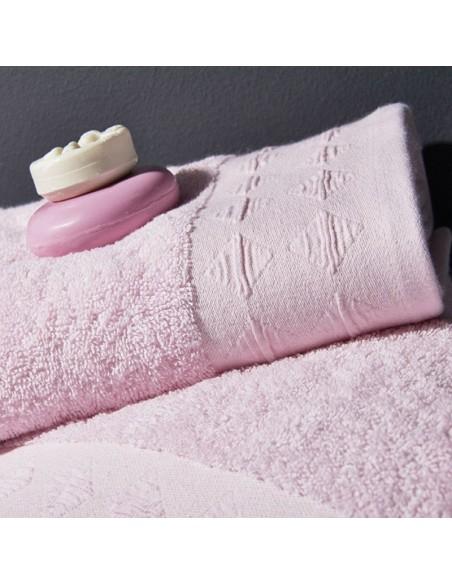 Πετσέτες (σετ) Nima Home Reina Purple