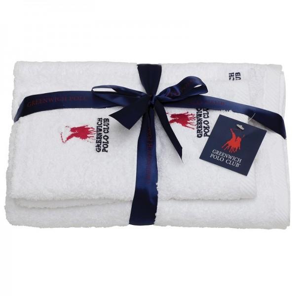 Πετσέτες (σετ) Polo Club 2500