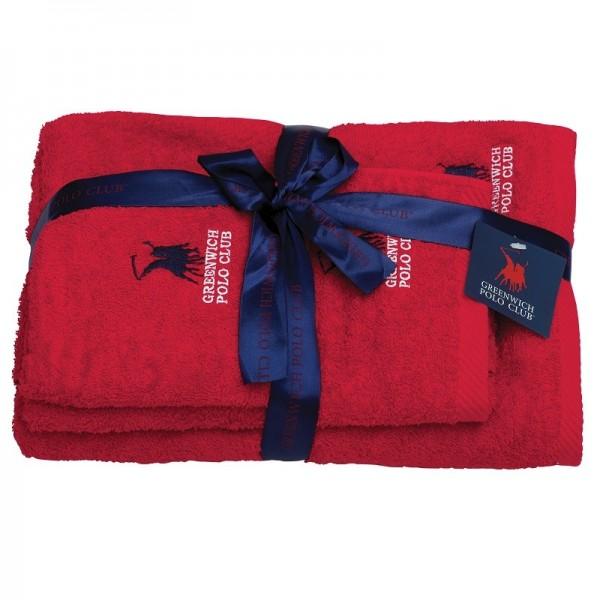Πετσέτες (σετ) Polo Club 2501