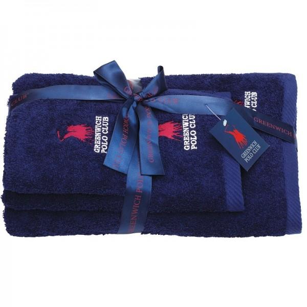 Πετσέτες (σετ) Polo Club 2502