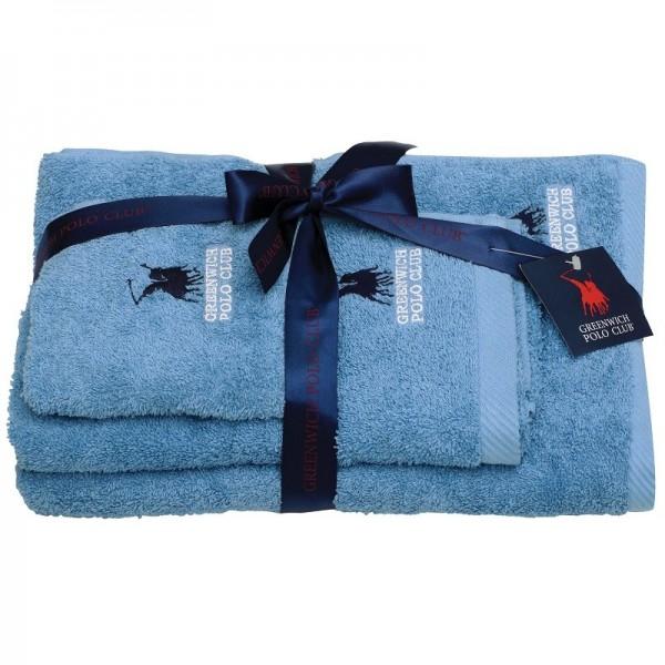 Πετσέτες (σετ) Polo Club 2503