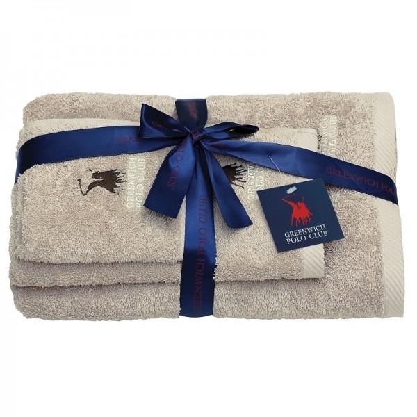 Πετσέτες (σετ) Polo Club 2505