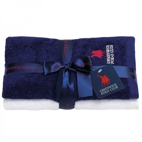Πετσέτες (σετ) 2 Τεμαχίων Polo Club 2507