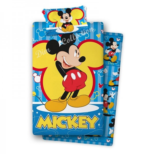 Σεντόνια Μονά (σετ) Dim Collection Disney Mickey 560