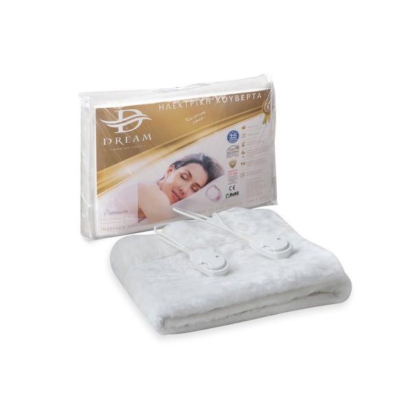 Κουβέρτα Ηλεκτρική Διπλή Dream Premium