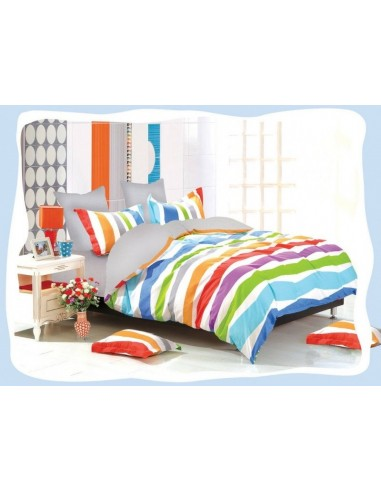 Πάπλωμα Μονό Emileon Textile Rainbow