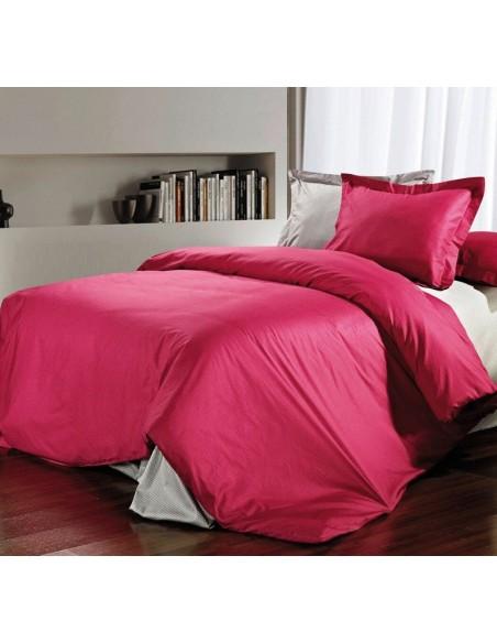 Σεντόνια Υπέρδιπλα (σετ) Nima Home Floret Pink