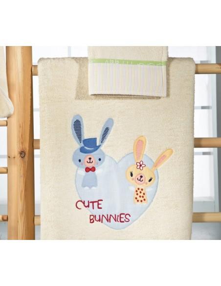 Πετσέτες (σετ) Dim Collection Happy Bears 20
