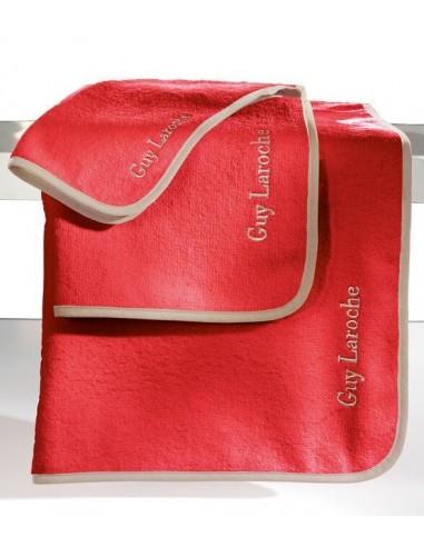 Πετσέτα Προσώπου Guy Laroche Secret Red