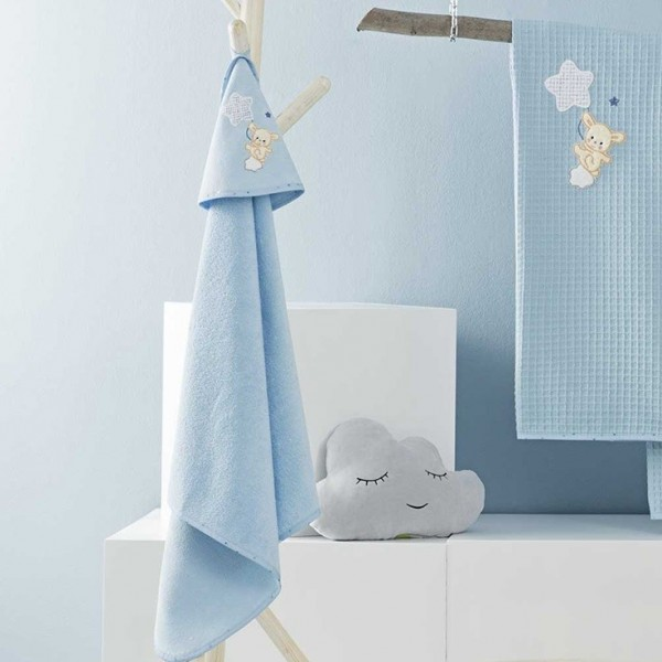 Κάπα Nima Home Baby Star Blue