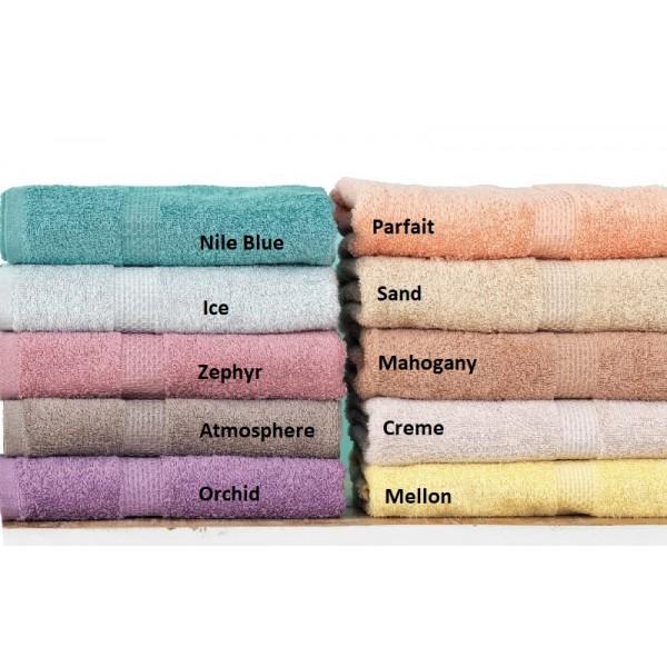Πετσέτες (σετ) Και Πατάκι Μπάνιου Palamaiki Fresh Dia