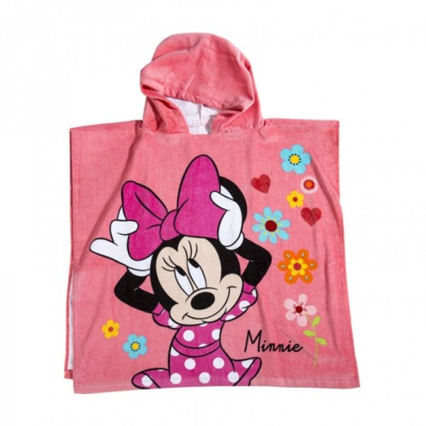 Πόντσο Palamaiki Minnie Flowers