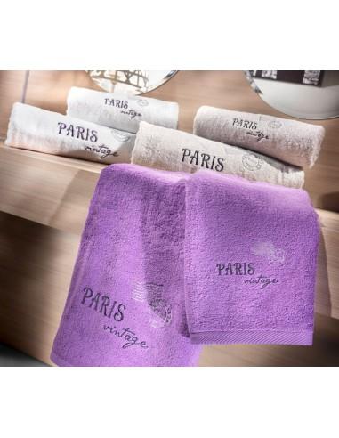 Πετσέτες (σετ) Nima Home Paris 3 White
