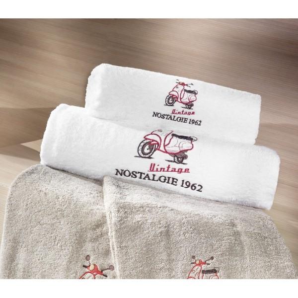 Πετσέτες (σετ) Nima Home Carte Postale 02