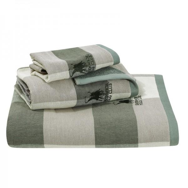 Πετσέτες (σετ) Polo Club 2522