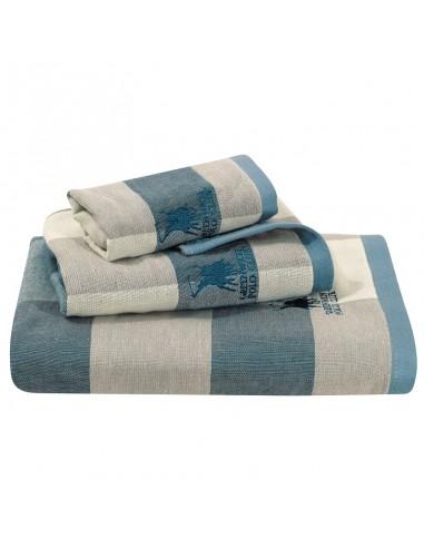 Πετσέτες (σετ) Polo Club 2523