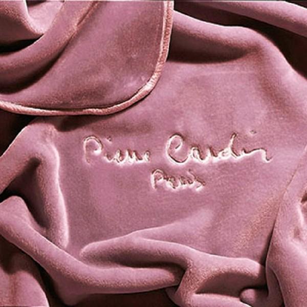 Κουβέρτα Βελουτέ Υπέρδιπλη Pierre Cardin Nancy 545/64