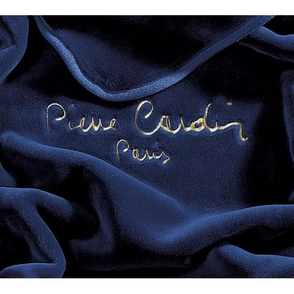 Κουβέρτα Βελουτέ Υπέρδιπλη Pierre Cardin Nancy 545/9