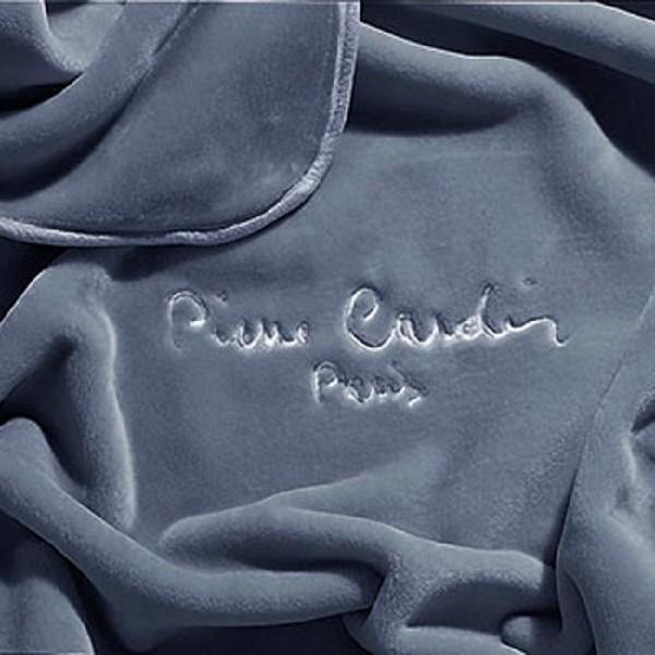 Κουβέρτα Βελουτέ Υπέρδιπλη Pierre Cardin Nancy 545/70