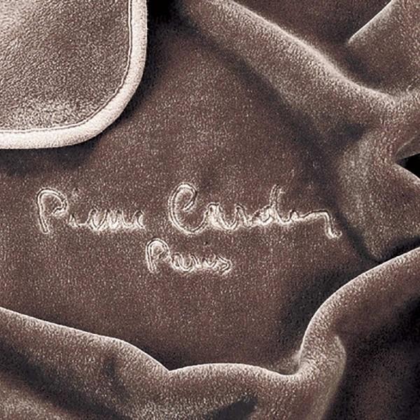 Κουβέρτα Βελουτέ Μονή Pierre Cardin Nancy 545/7