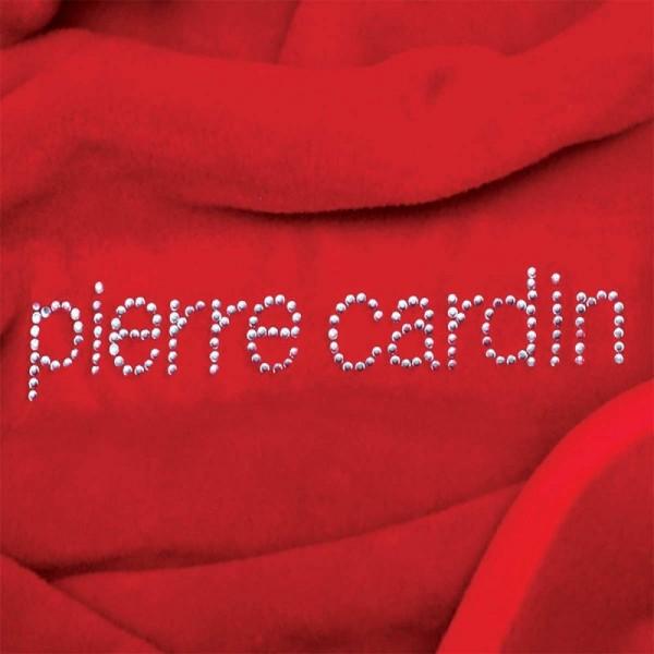 Κουβέρτα Βελουτέ Υπέρδιπλη Pierre Cardin Nancy 548/34