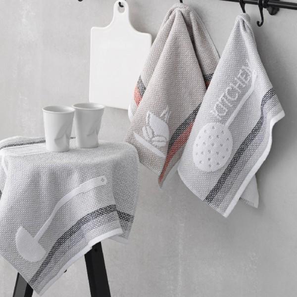 Πετσέτες (σετ) Palamaiki Catchy