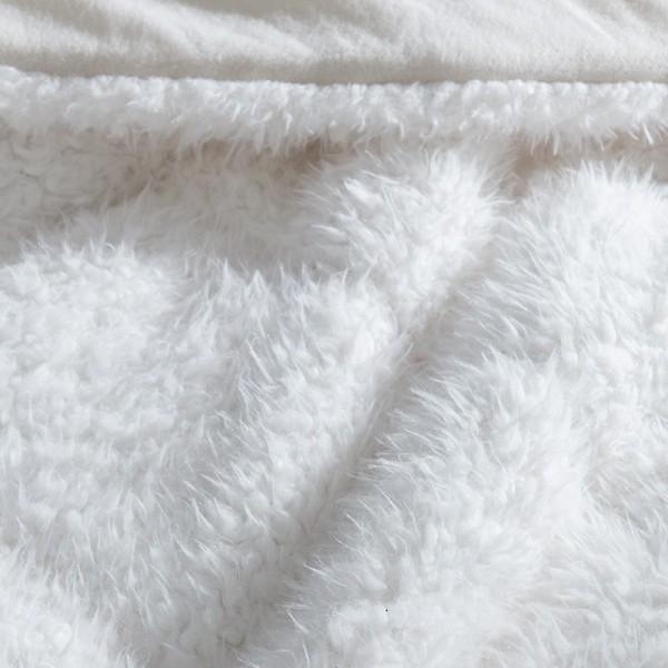 Κουβερτοπάπλωμα Υπέρδιπλο Nima Home Smooth Ivory