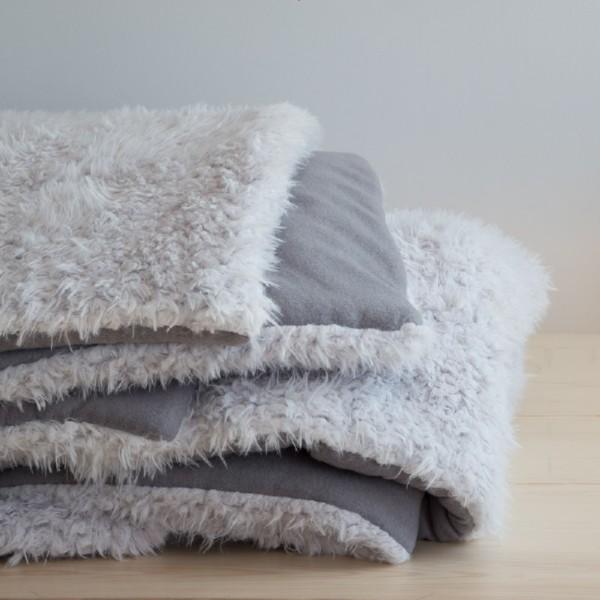 Κουβερτοπάπλωμα Υπέρδιπλο Nima Home Smooth Gray
