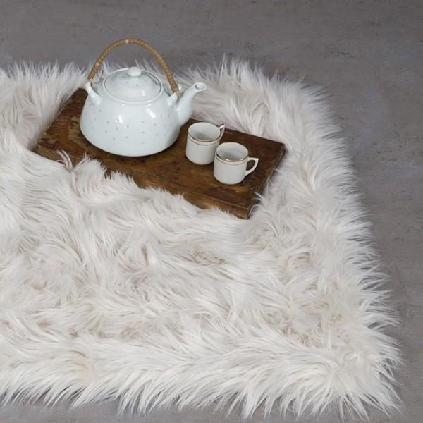 Χαλί Nima Home (60Χ90) Fluffy Taupe