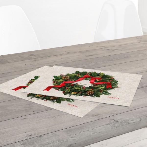 Χριστουγεννιάτικο Σουπλά Saint Clair 3015