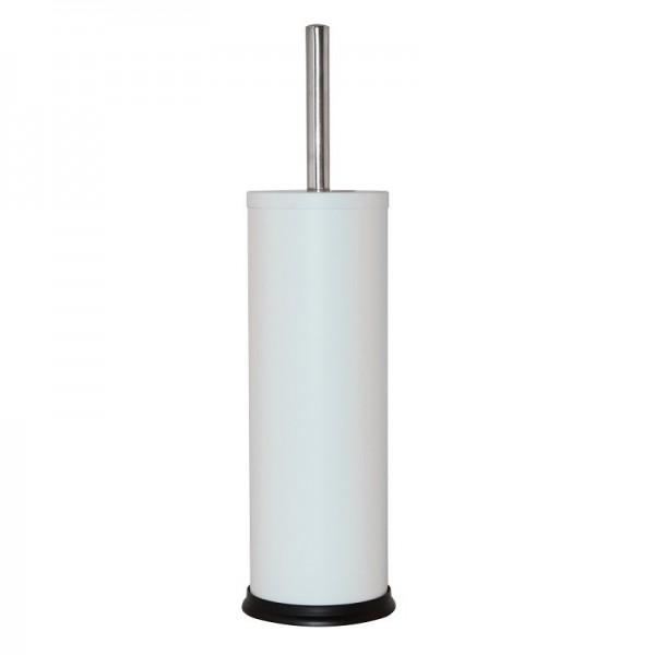 Πιγκάλ Μπάνιου 9,5Χ9,5Χ38 Classic Λευκό Ματ εstia 02-3906