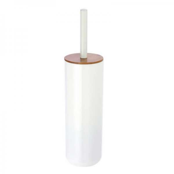 Πιγκάλ Μπάνιου 9Χ9Χ26 Bamboo Λευκό εstia 02-3883