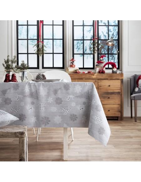 Χριστουγεννιάτικο Τραπεζομάντηλο (135Χ180) Gofis Home 285/15