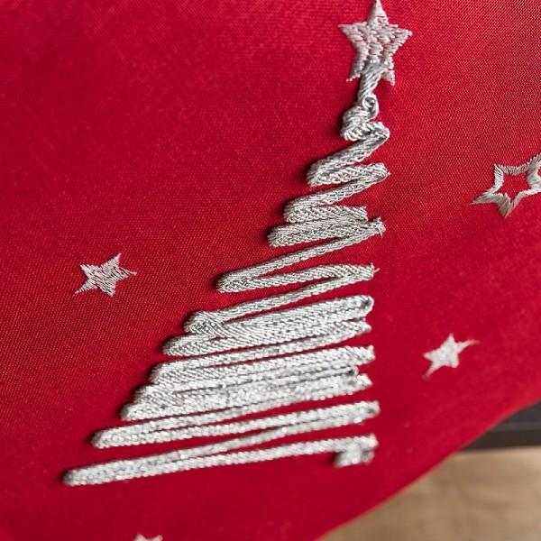 Χριστουγεννιάτικο Καρέ 85Χ85 Gofis Home 231/02