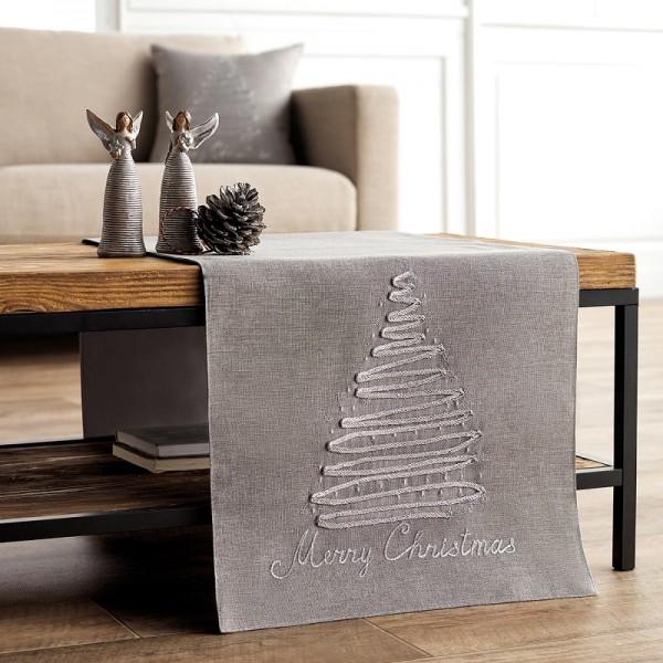 Χριστουγεννιάτικη Τραβέρσα 40Χ160 Gofis Home 231/15