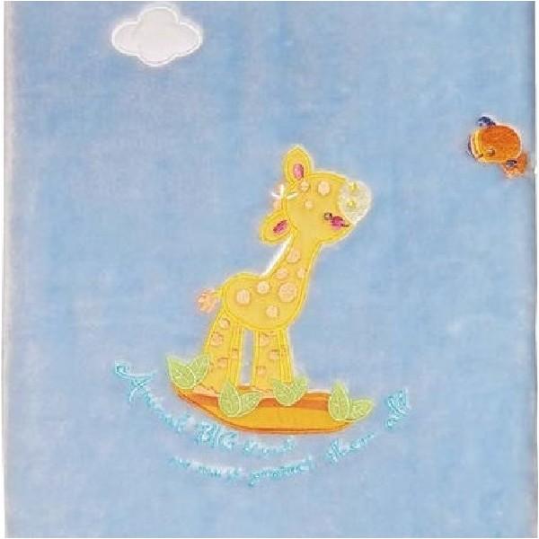 Κουβέρτα Βελουτέ Κούνιας Fisher Price 44-4728/207