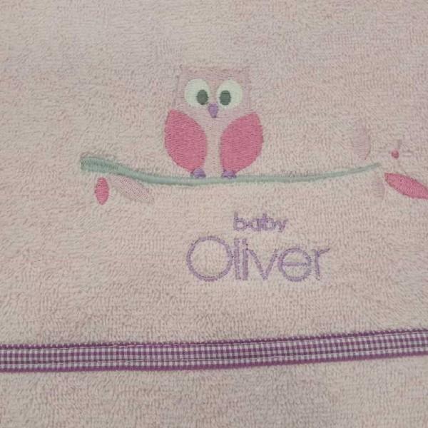 Πετσέτες (σετ) Baby Oliver 46-6760/630