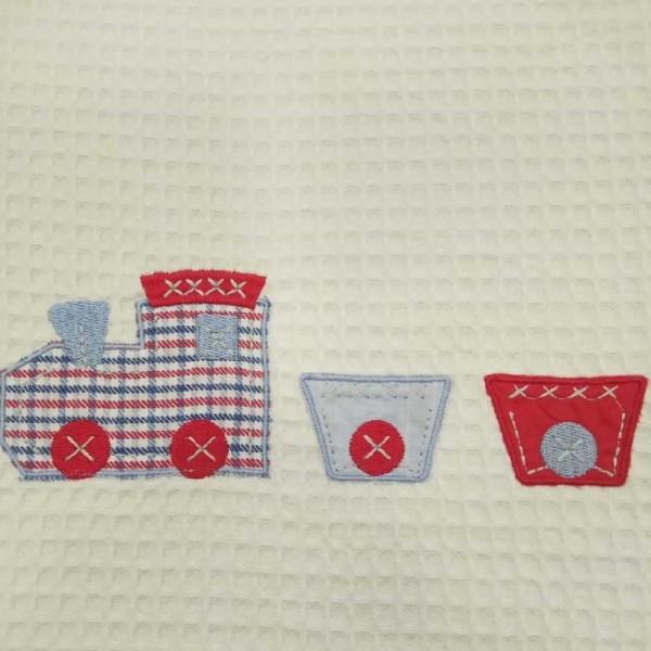 Κουβέρτα Πικέ Κούνιας Baby Oliver 46-6720/613