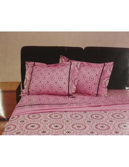 Κουβερλί Υπέρδιπλο Nima Home Cantieri Pink