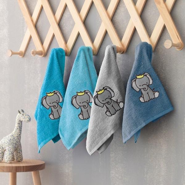 Πετσέτες (σετ) 4 Τεμαχίων Elephant