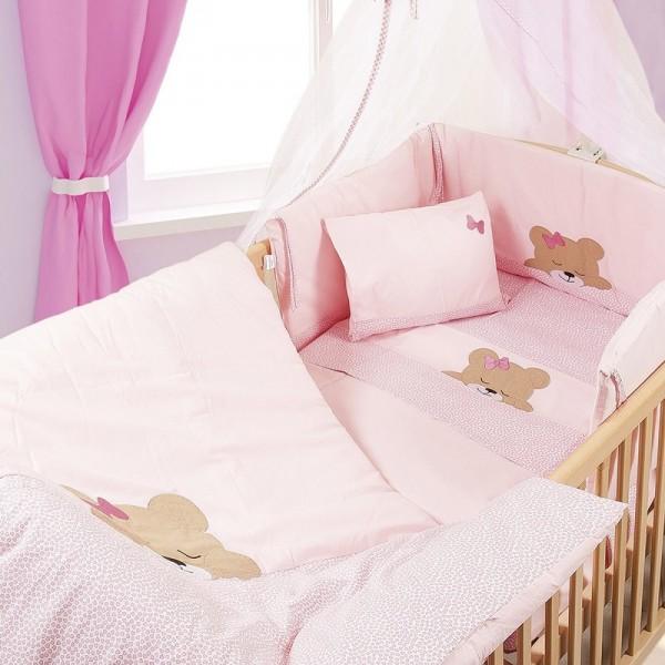Σετ Προίκας 3 Τεμαχίων Dim Collection Sleeping Bear Cub 14